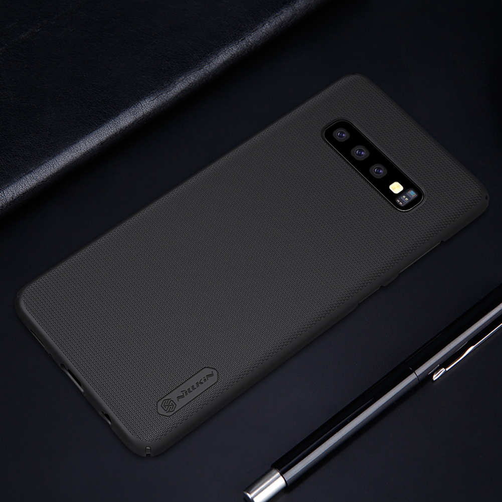Case For Samsung Galaxy S10 Plus S10+ Frosted Shield PC Hard Back Casing Cover Sfor Samsung S10 Plus Case
