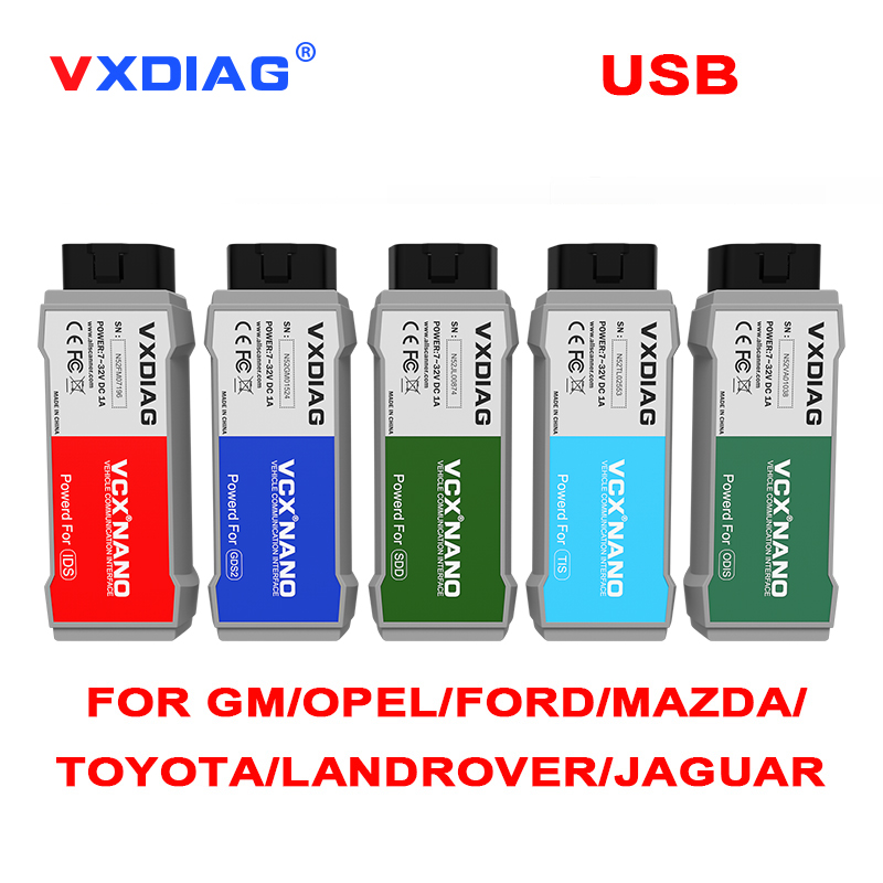 2018 VXDIAG VCX NANO for GM/OPEL GDS2 tech2win Diagnostic Tool VXDIAG for GM Vxdiag VCX NANO better than MDI free Shipping