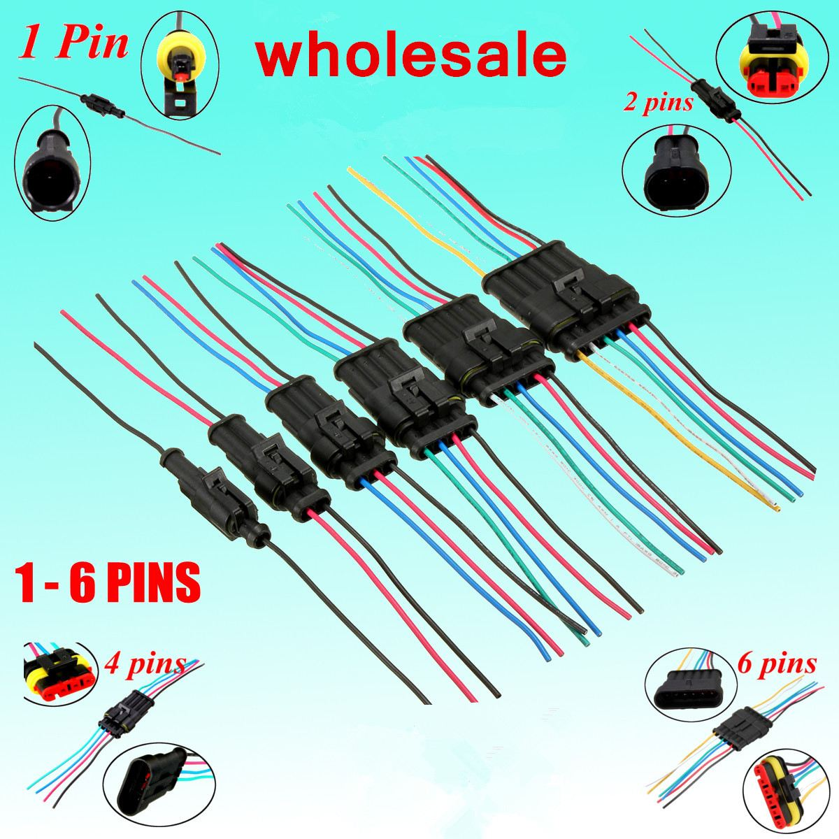12 Pin Clarion Radio Wire Harness Wiring Stereo Plug 12a Ebay