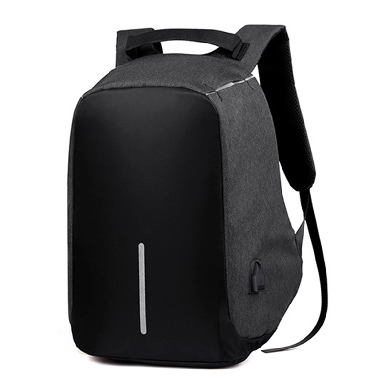 Anti Theft Backpack Men USB Charge 15inch Laptop Backpack Waterproof Fashion Male Mochila Travel Men's Backpack Women School Bag xqxa anti theft waterproof backpack for men business 15 6 inch laptop daypack bag for male mochila leisure travel backpack gray
