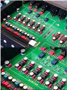 Image 3 - HiFi MBL6010 كامل التوازن نسخة Preamplifier التحكم عن بعد Preamp RCA/XLR الانتهاء Preamplifier