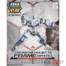 Bandai SD CS поперечный силуэт дополнительные детали рамка CS Белый w/GM головной мобильный костюм в сборе модельные наборы