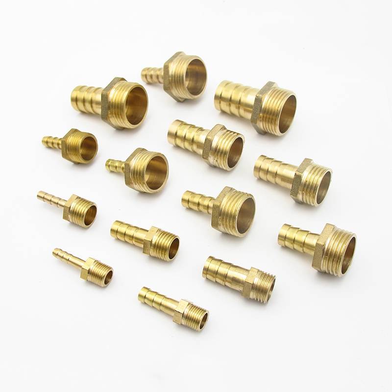 4mm X 6mm 90 ELBOW Hose Barb Brass Fitting Pipe Gas Fuel Connector 1//8 X 1//4