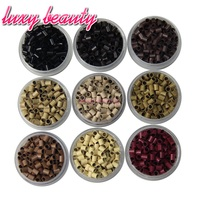 I Tip Micro Copper Rings Beads 3 1X2 7X4 0mm Micro Links Beads 9 Kinds Of