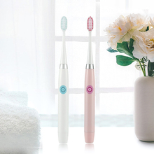 Silicone Sonic Toothbrush Electric 3 Gear Waterproof  Fully Automatic Adult Tooth Brush Electric High Frequency Usb Teeth Brush free dhl or ems rechargeable ultrasonic intelligent adult electric with antibacterial silicone brush fully automatic toothbrush