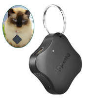 Mini Waterproof Real Time Anti Lost GPS Tracker Car Tracking System With Keychain For Pets Dog