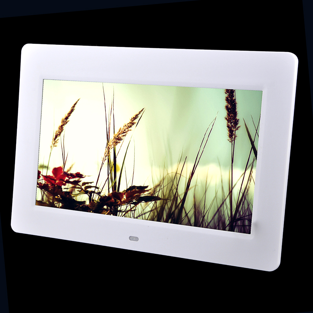 101 inch digital photo frame hd tft lcd full view porta retrato electronic alarm