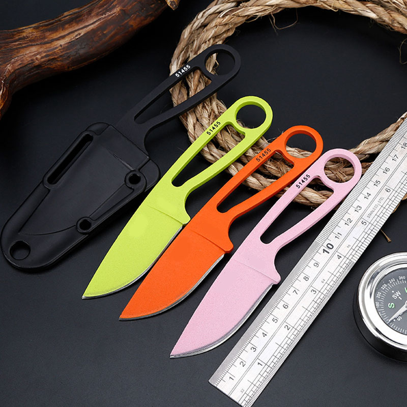 Ant IZULA Outdoor Tactical Survival Knives Fixed Blade Straight Knife Hunting Camping Pocket Tool Fixed Blade Straight Knife