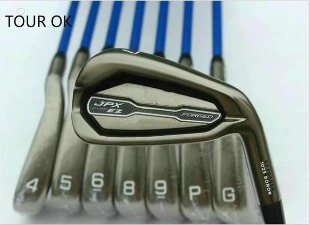 d65e28cf462fa Aliexpress.com  Comprar Nuevos mens Golf Clubs JPX EZ hierros de ...