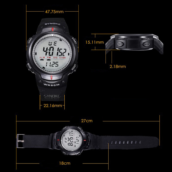 HTB1SX6eGpXXXXaSXFXXq6xXFXXXZ - SYNOKE Digital LED Sport Waterproof Watch for Men