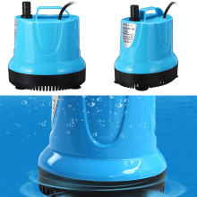 10/15/30/45/60/80W 50Hz Water Pump Fish Submersible Ultra-Quiet Pump Fountain Aquarium Pond Spout