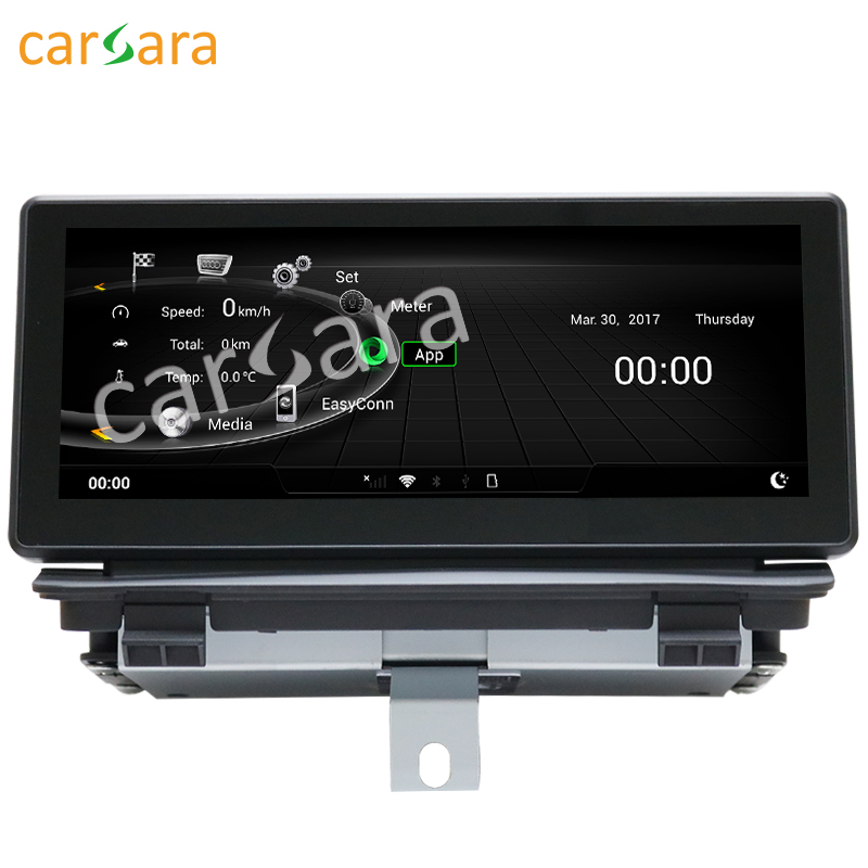 8 8 Android display for Audi Q3 2013 to 2018 touch screen GPS Navigation radio stereo