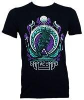 Authentic GRAVEYARD Band Two Headed Bird Slim Fit T Shirt S M L XL 2XL 3XL