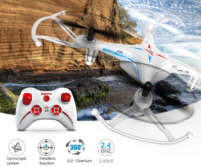 rc drone X13 Micro 2.4G 4ch 6-Axis Remote Control Helicopter Headless mode 360 Roll Shatterproof Mini RC Quadcopter Kid Gift Toy стоимость