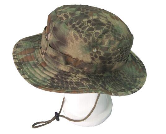 New Kryptek Camo Bonnie Hat Hunting Camo Bonnie Hat Mandrake Sun Hat