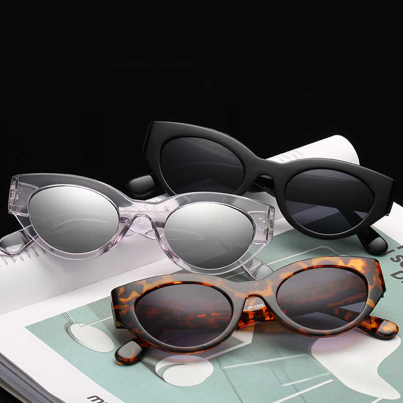 7691a4d663 Cat s Eye Fashionable Leopard Sunglasses Sun glasses Women Sexy Cutlery Summer  2018 Essential Decorative Sunglass