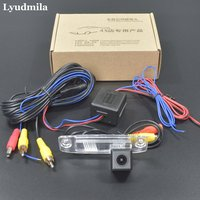 LYUDMILA Power Relay Back up Reverse Camera For KIA Carens / Ceed / Rondo 2006~2013 Car Rear View Camera HD CCD NIGHT VISION