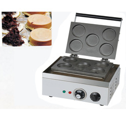 1PC hot sale 5- hole red beak cake maker, Layer cake maker with recipe/ waffle machine/ waffle maker