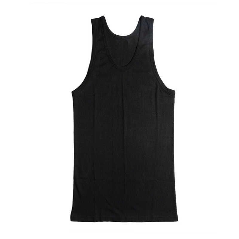 2019 קיץ כושר גברים של שרוולים גופייה חדש דחיסת חולצה ללא שרוולים גברים פיתוח גוף כושר Clothings אפוד