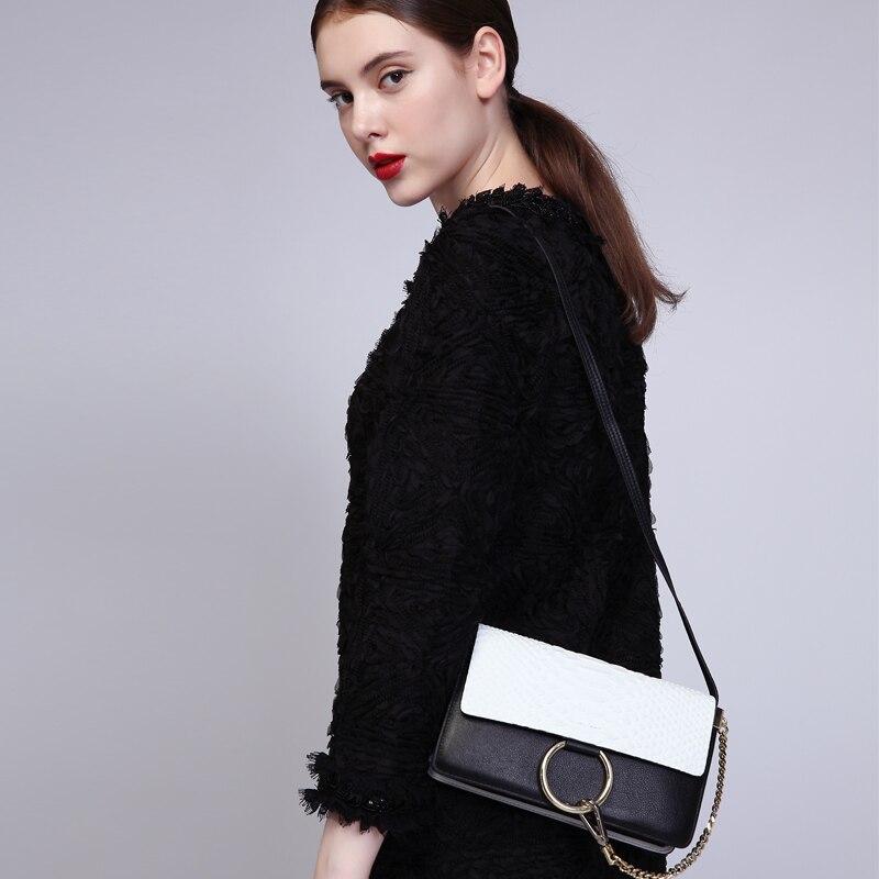ФОТО ZOOLER Hot genuine leather bag real leather women messenger bags luxury designed stylish woman shoulder bag bolsa feminina #3653