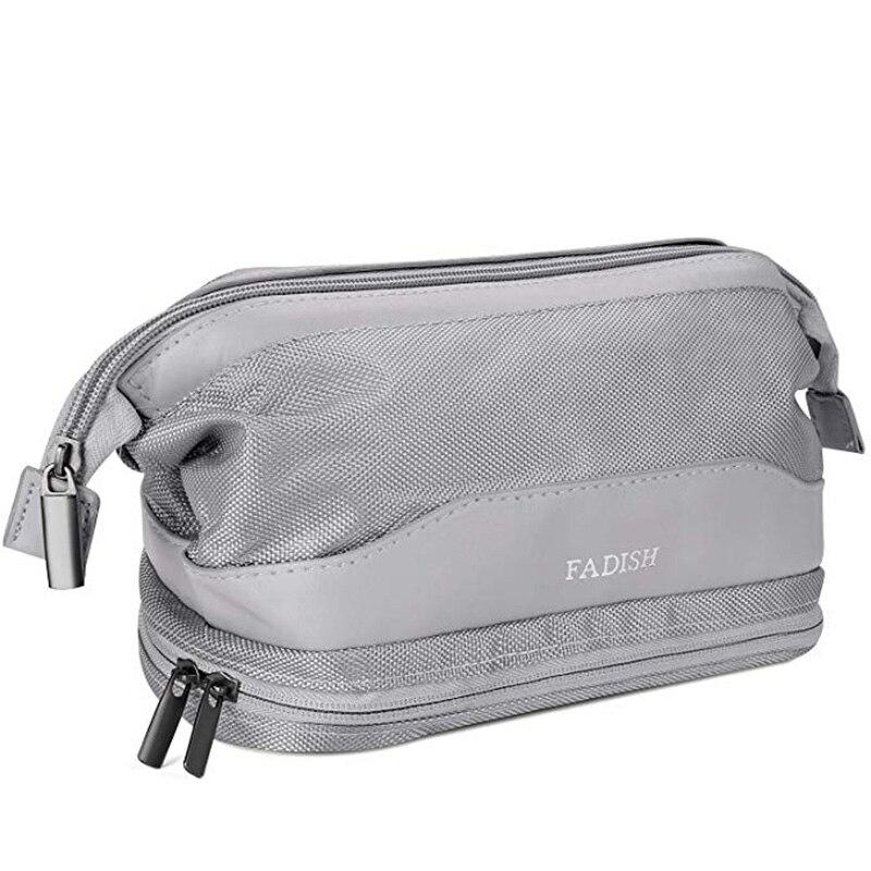 Multi-function Cosmetic Bag Women Beauty Necessaire Make Up Bag Travel Waterproof Portable Makeup Bag Toiletry Organizer Kits