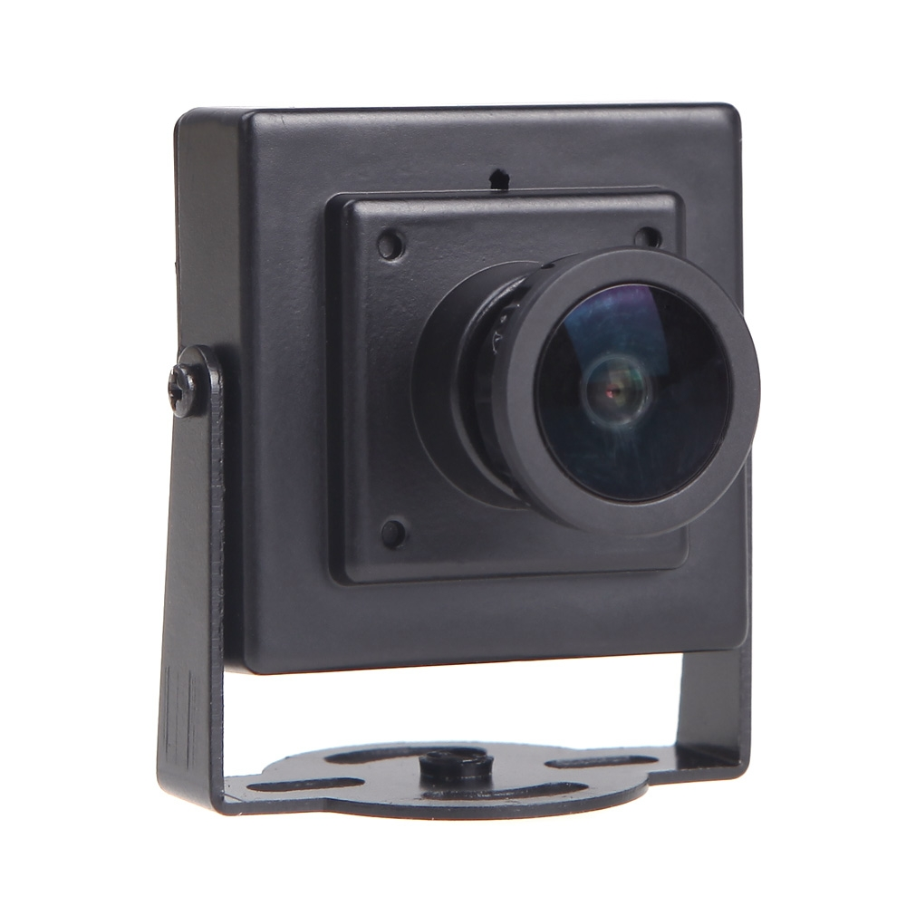 Mini HD 700TVL 1/3 CMOS 2.1mm Wide Angle Lens CCTV Security FPV Color Camera