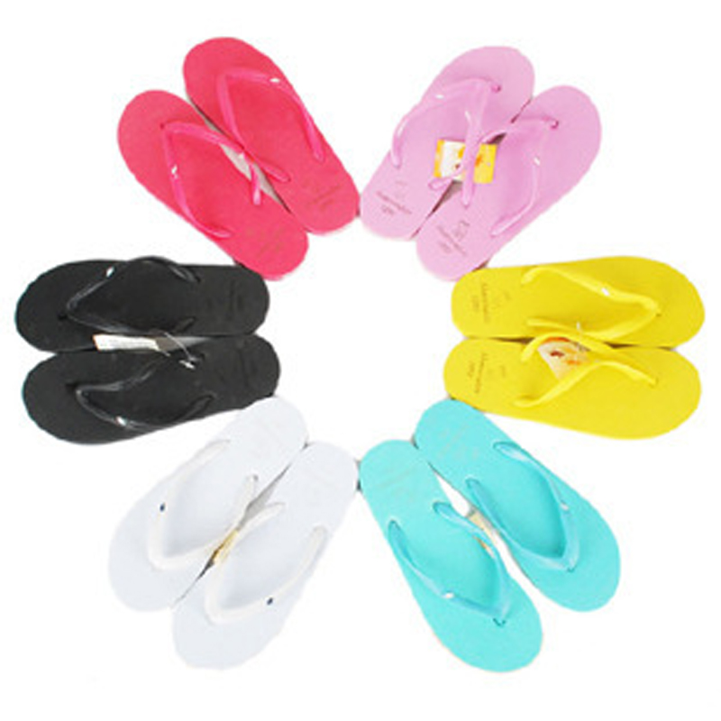 NEW FASHION brand UNISEX flip flops Comfortable Summer Beach platform slippers women casual sandals krorche brand new unisex lovers flip flops indoor