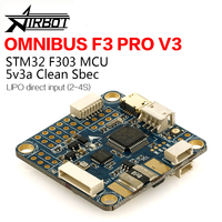 OMNIBUS F3 pro V3 control Airbot Authentic drone with Quadcopter rc plane support OSD Sbec controlador helicopter for FPV