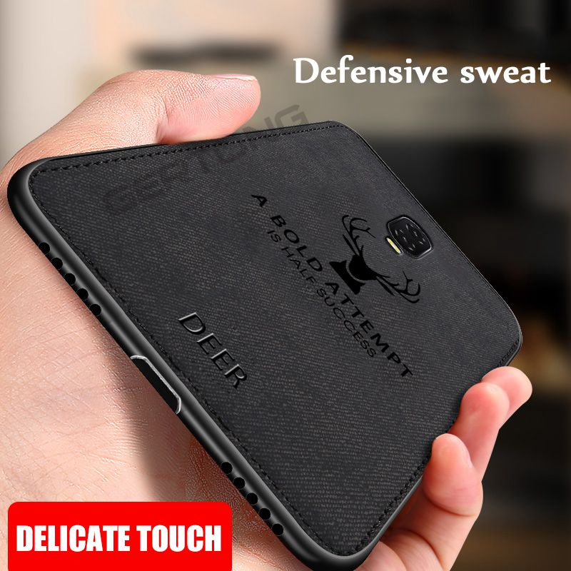 Soft Cloth Back Case Cover For <font><b>Oneplus</b></font> 6 <font><b>A6000</b></font> One plus6 Full Phone Case For <font><b>Oneplus</b></font> 6t A6010 Shockproof Cases Fundas One plus6T image