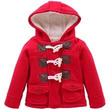 82728c492c739 2019 vêtements pour enfants épais chaud automne bébé garçons veste d'hiver  vêtements veste pour garçons manteaux enfants vêtemen.