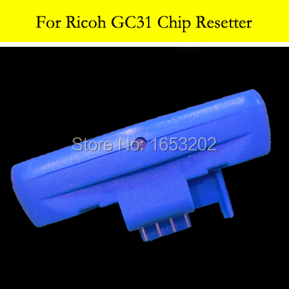 Free Post!! Chip Resetter For Ricoh GC31 Cartridge For Ricoh GC-31 Original Ink Cartridge cs dx18 universal chip resetter for samsung for xerox for sharp toner cartridge chip and drum chip no software limitation