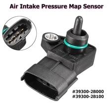 #39300-2B000 #39300-2B100 Mapa da Pressão De Admissão do Ar no Colector Sensor Para Hyundai/Kia Sorento Forte Alma Sotaque Elantra 2015 2014