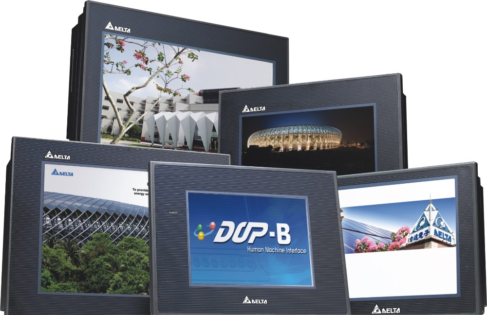 DOP-B07PS415:7 Inch Widescreen HMI Touch Screen Delta Operation Panel DOP-B07PS415 with USB program download Cable,fast shipping pws6700t p 7 5 inch hitech hmi pws6700t p update to pws6710t p touch screen panel human machine interface fast shipping