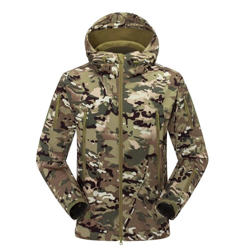 TAD Gear tactique Softshell Camouflage extérieur veste hommes armée Sport imperméable chasse randonnée camping vêtements veste militaire