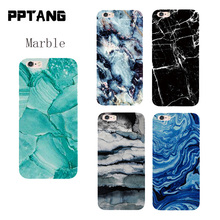 Marble Case For iPhone 7 XR XS Max 5 5S  Painted TPU Silicone Cover iPone 6 6S 8 Plus Soft Back