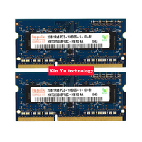 Lifetime Warranty For Hynix DDR3 2GB 1333MHz PC3 10600S Original Authentic DDR 3 2G Notebook Memory