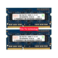 Lifetime warranty For hynix DDR3 2GB 1333MHz PC3-10600S Original authentic DDR 3 2G notebook memory Laptop RAM 204PIN SODIMM