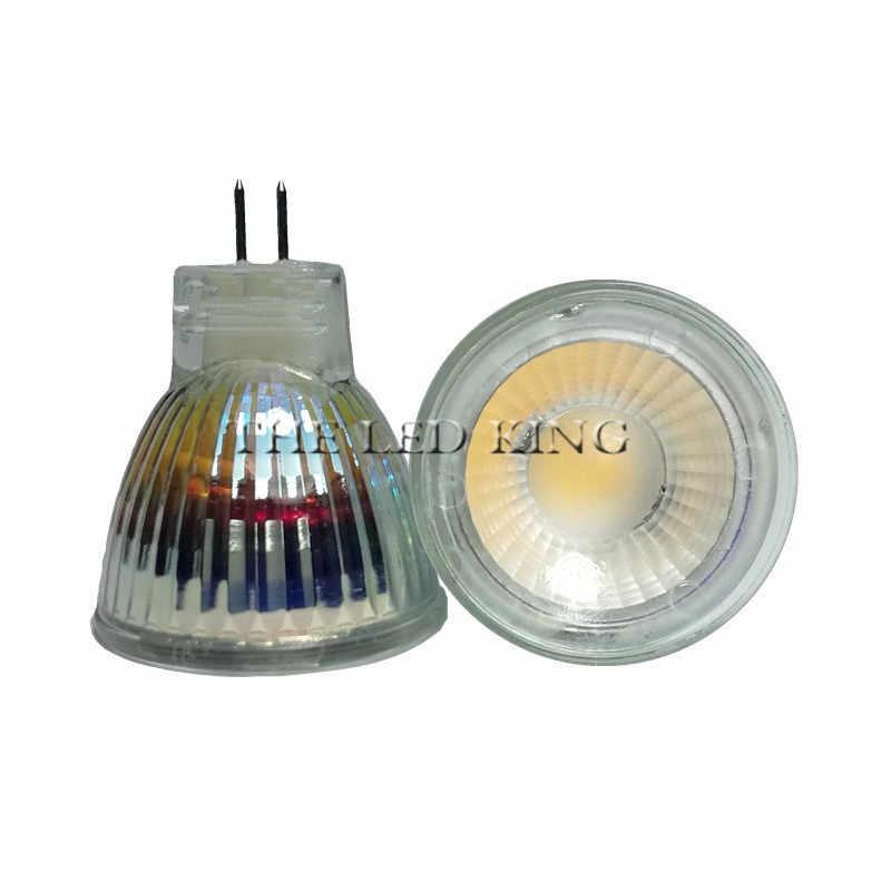 MR11 COB Led Spotlight AC DC 12V 5W 7W 9W LED Lamp Bulb Energy Saving Led Spot Light Bulb LAMPADA Cool White Warm White GU4