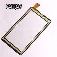 "FGHGF pantalla táctil de 7 ""Wize 3038 3G Prestigio MultiPad Tablet Touch panel Digitalizador del Sensor de Cristal DY08087 (V1) DY08087 V1 Envío Gratis"
