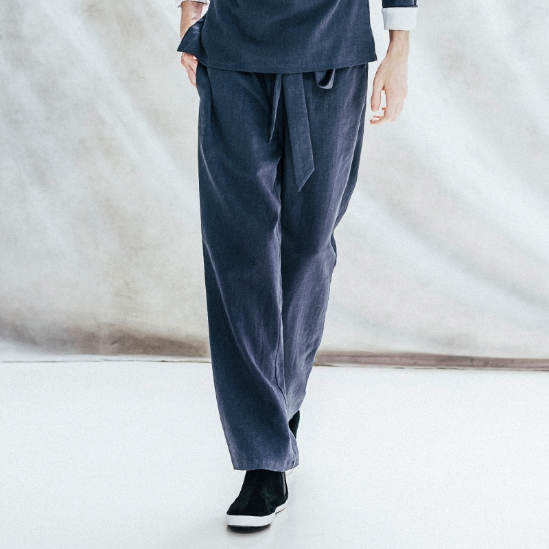 Traditional Chinese Clothing For Men Male Pants KK001