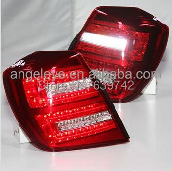 for  Forenza Lacetti Nubira Reno LED Tail Lamp LED Rear Lights For 2003-2007 year магазин где можно купить машину reno