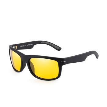 New polarized men's sunglasses fishing drive outdoor sunglasses driver sunglasses