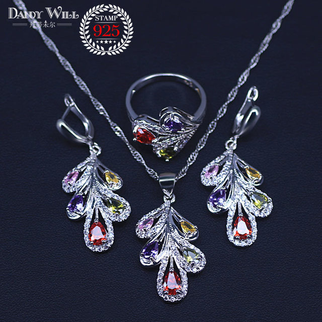 Woman Jewelry Set 925...