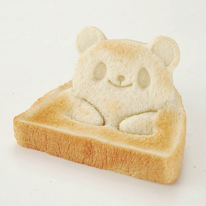 Breakfast Sandwich Bear Bread Shaper