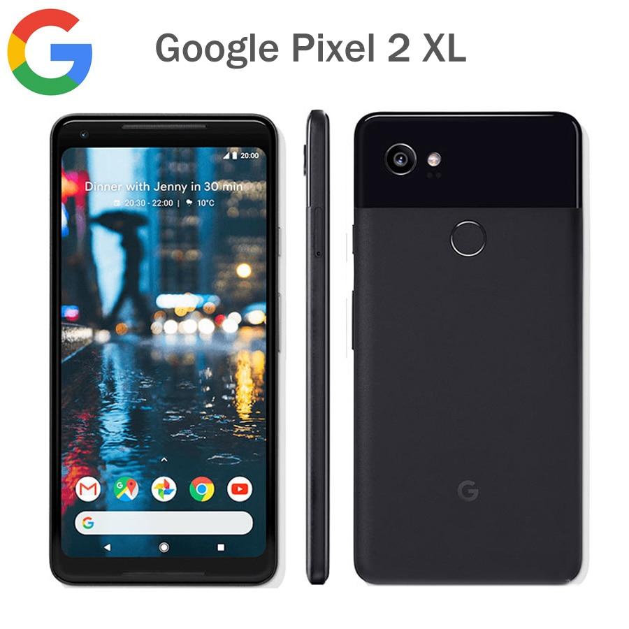 Original Google Pixel 2 XL US Version LTE Mobile Phone 6.0