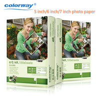 5 Inch 6 Inch 7 Inch Photo Paper RC WiFi Inkjet Photo Paper Printing 4R Photo