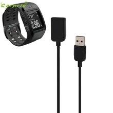 Ловкий 100 СМ USB Зарядное Устройство Зарядный Кабель Для NIKE Спортивные Часы GPS Смарт Браслет 20S7222 груза падения