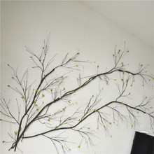 3.2m artificial dried branch fake branch wall branch decoration