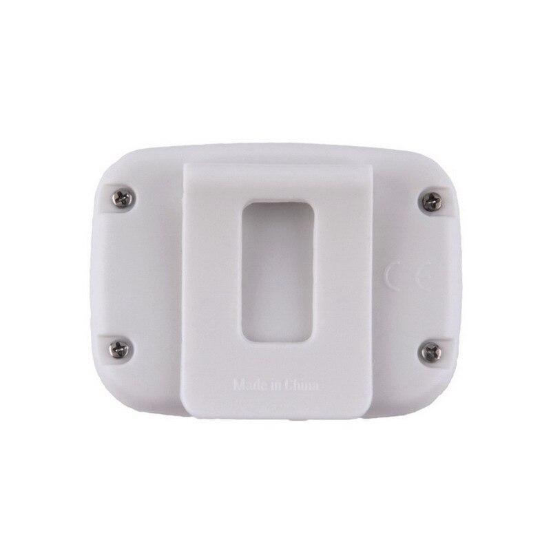 Hot Waterproof Digital Backlight Clock Stopwatch LCD Run Step Pedometer Walking Distance Calorie Counter Passometer