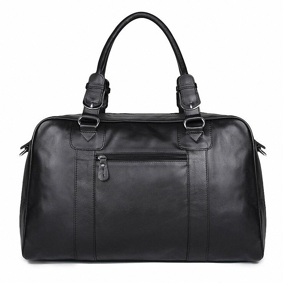 Echtes Leder Reisetasche Männer Vintage Reise seesack große Kuh Leder Tragen Auf Gepäck Wochenende große schulter Tasche LI-2342